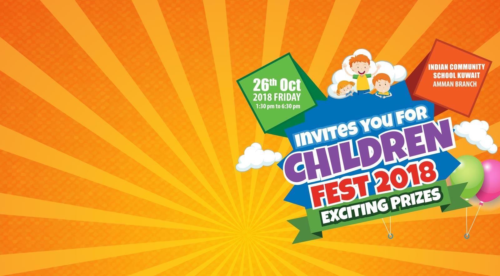 IMA Children Fest 2018